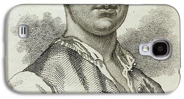 Jack Broughton Galaxy S4 Case