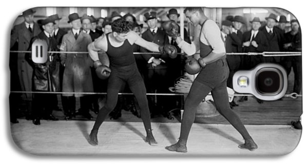 Jack Dempsey Sparring Galaxy S4 Case