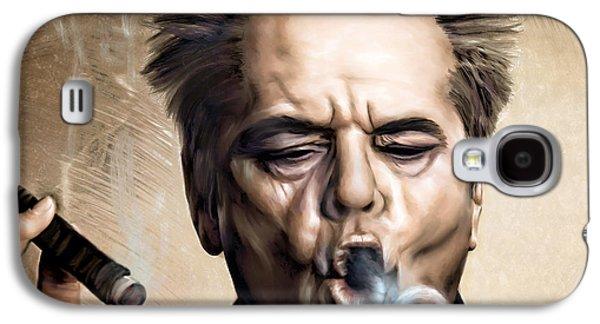 Jack Nicholson Galaxy S4 Case