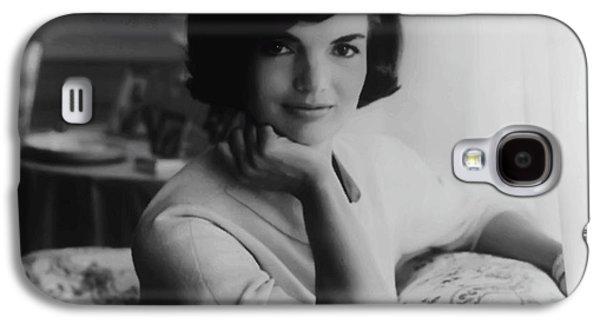 Jackie Kennedy  1961 Galaxy S4 Case