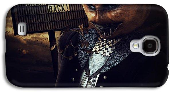 Jack's Back Galaxy S4 Case