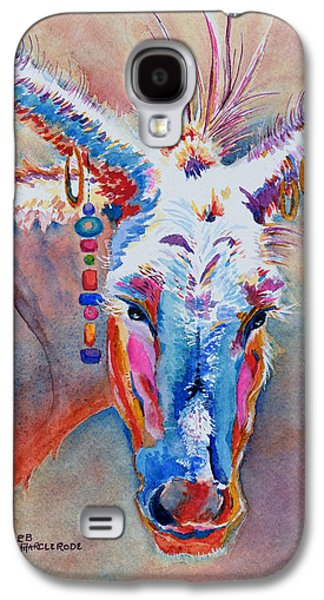 Jack's Girl - Donkey Galaxy S4 Case by Deb  Harclerode