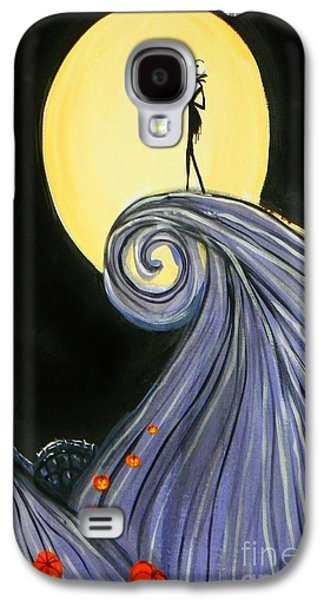 Jack's Lament Galaxy S4 Case by Marisela Mungia