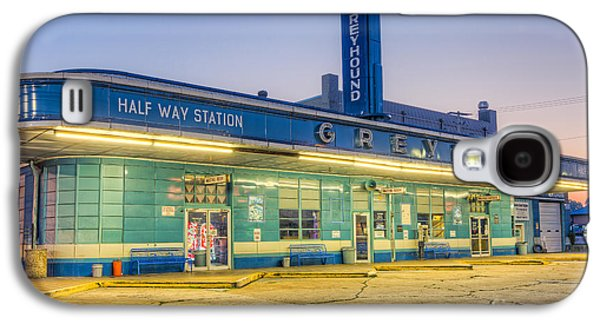 Jackson Greyhound Bus Station I Galaxy S4 Case by Clarence Holmes