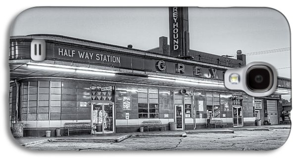 Jackson Greyhound Bus Station II Galaxy S4 Case by Clarence Holmes