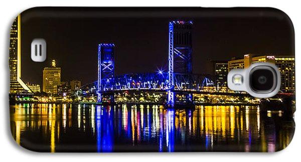 Jacksonville Skyline Galaxy S4 Case