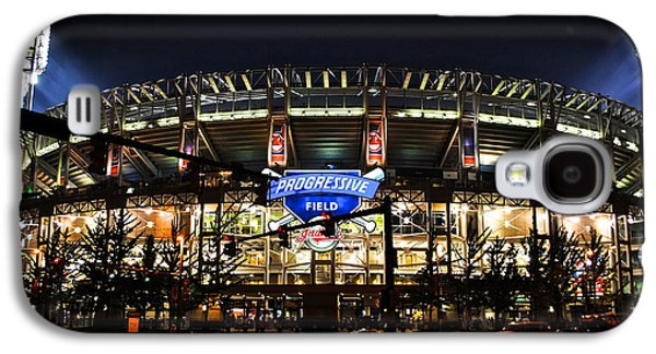 Jacobs Field Galaxy S4 Case