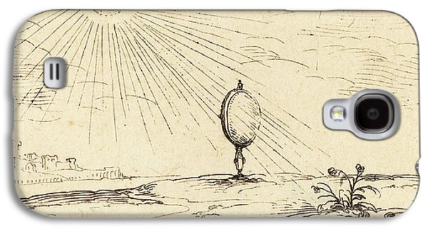 Jacques Callot French, 1592 - 1635, Rays Of The Sun Galaxy S4 Case by Quint Lox