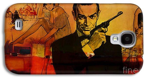 James Bond Galaxy S4 Case by Marvin Blaine