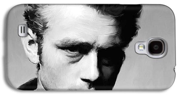 James Dean - Portrait Galaxy S4 Case