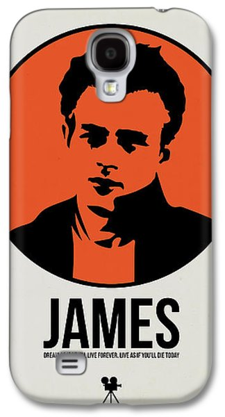 James Poster 1 Galaxy S4 Case by Naxart Studio
