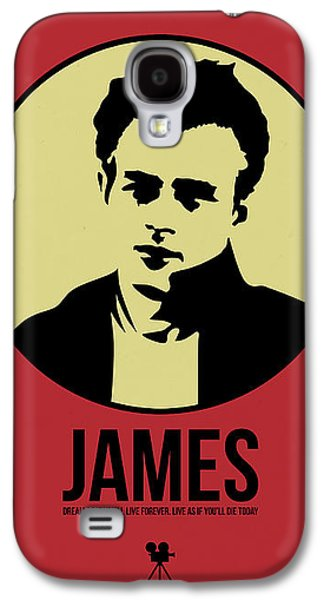 James Poster 2 Galaxy S4 Case by Naxart Studio