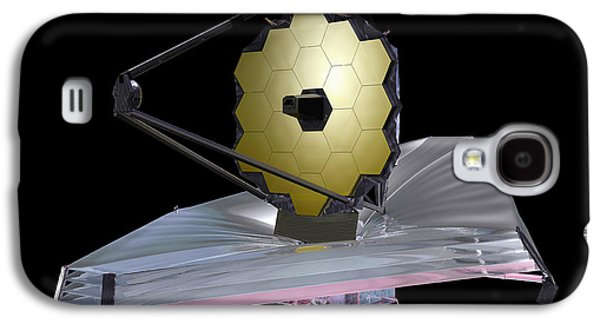 James Webb Space Telescope Galaxy S4 Case