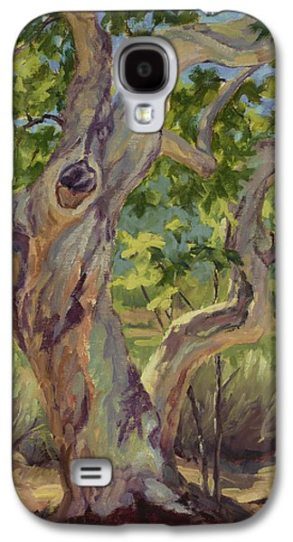Spring Sycamore Galaxy S4 Case by Jane Thorpe