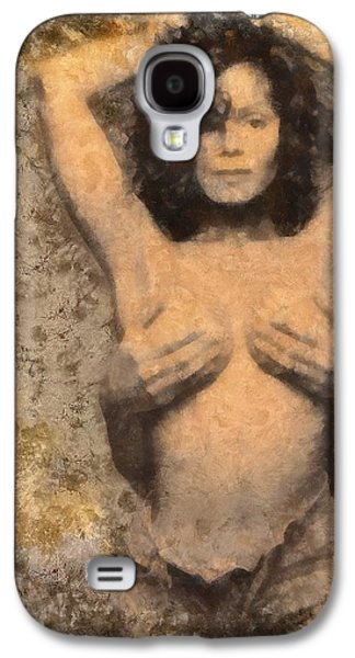 Janet Jackson - Tribute Galaxy S4 Case