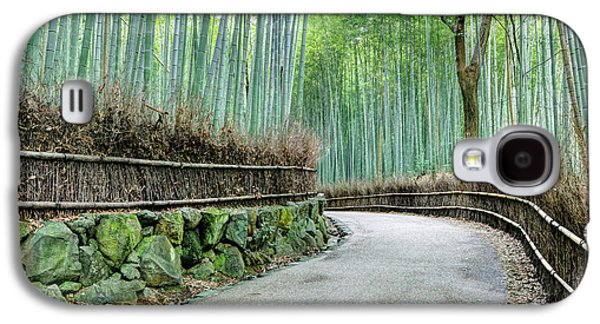 Japan, Kyoto Road Galaxy S4 Case by Jaynes Gallery