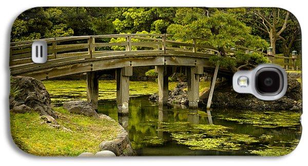 Japanese Garden Tokyo Galaxy S4 Case by Sebastian Musial