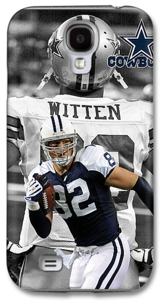 Jason Witten Cowboys Galaxy S4 Case