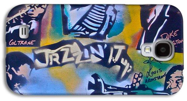 Jazzin It Up 1 Galaxy S4 Case
