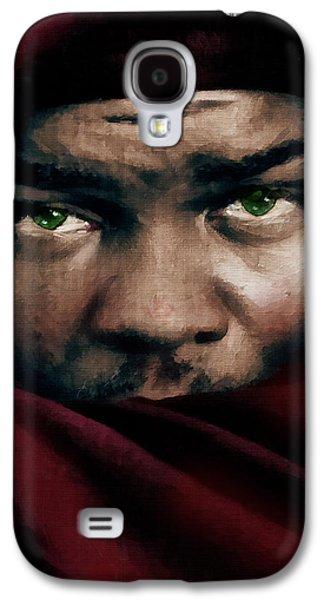 Jealous Othello Galaxy S4 Case by Georgiana Romanovna