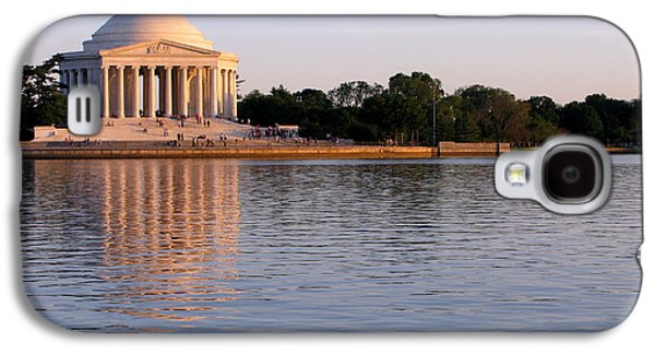 Jefferson Memorial Galaxy S4 Case by Olivier Le Queinec