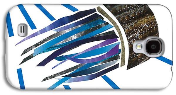 Jellyfish Galaxy S4 Case by Earl ContehMorgan