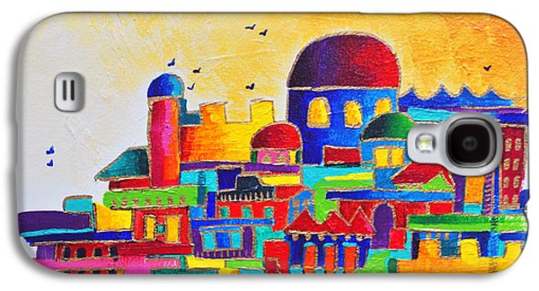 Jerusalem Galaxy S4 Case by Dawnstarstudios