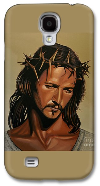 Jesus Christ Superstar Galaxy S4 Case by Paul Meijering