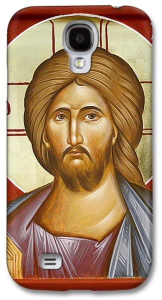 Jesus Christ Galaxy S4 Case by Julia Bridget Hayes