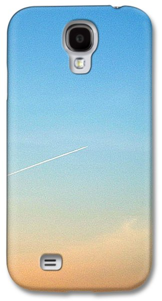Galaxy S4 Case featuring the photograph Jet To Sky by Marc Philippe Joly