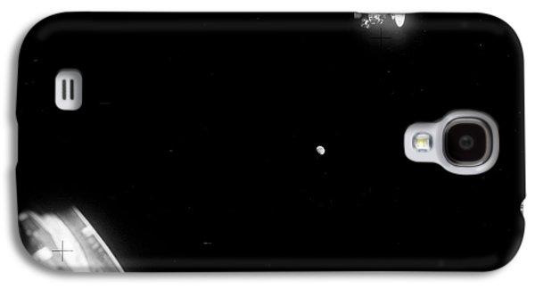 Jettisoned Apollo 13 Service Module Galaxy S4 Case by Nasa, Project Apollo Archive