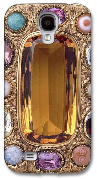Jewel-encrusted Box Galaxy S4 Case by Dorling Kindersley/uig