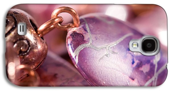 Jewelry Galaxy S4 Case by Modern Art Prints
