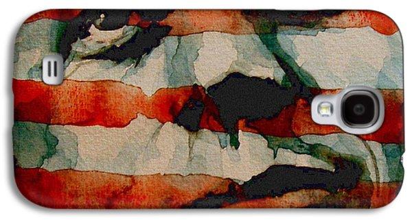 JFK Galaxy S4 Case by Paul Lovering