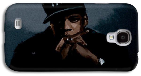 Jiggaman Jay Z Galaxy S4 Case