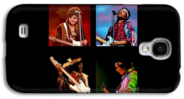 Jimi Hendrix Collection Galaxy S4 Case