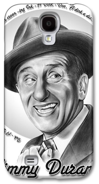Jimmy Durante Galaxy S4 Case