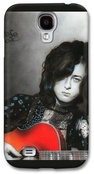 Jimmy Page Galaxy S4 Case