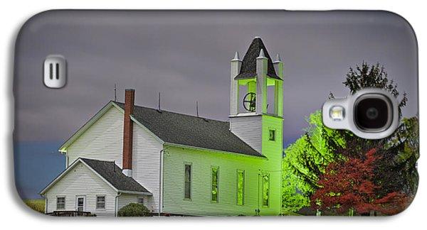 Jo Daviess County Church Galaxy S4 Case