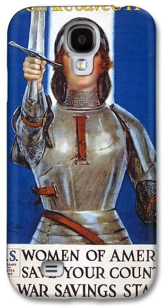 Joan Of Arc Saved France Galaxy S4 Case