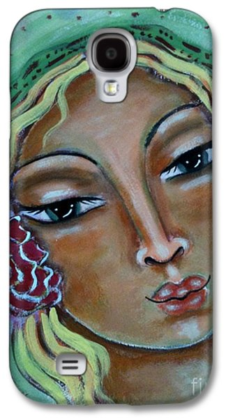 Joanna Galaxy S4 Case by Maya Telford