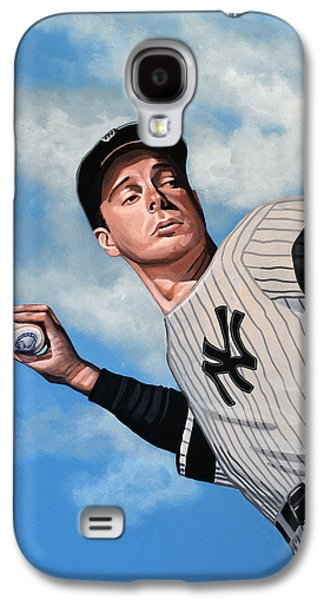 Joe Dimaggio Galaxy S4 Case