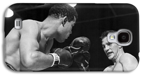 Joe Louis Fights Billy Conn Galaxy S4 Case