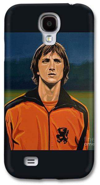 Johan Cruyff Oranje Galaxy S4 Case