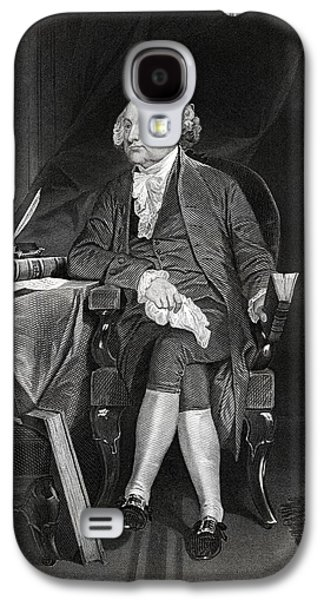 John Adams Galaxy S4 Case by Historic Image
