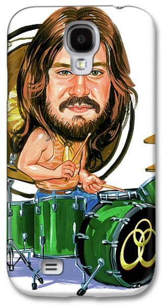 Drum Galaxy S4 Case - John Bonham by Art