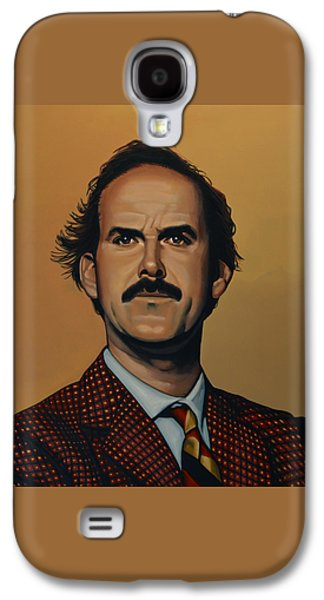 John Cleese Galaxy S4 Case by Paul Meijering