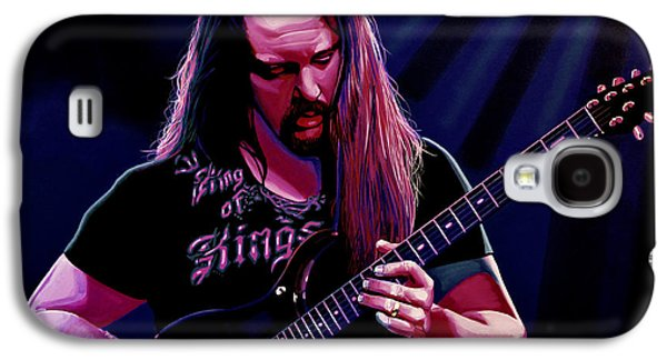 John Petrucci Painting Galaxy S4 Case