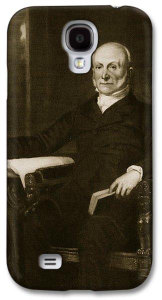 John Quincy Adams Galaxy S4 Case