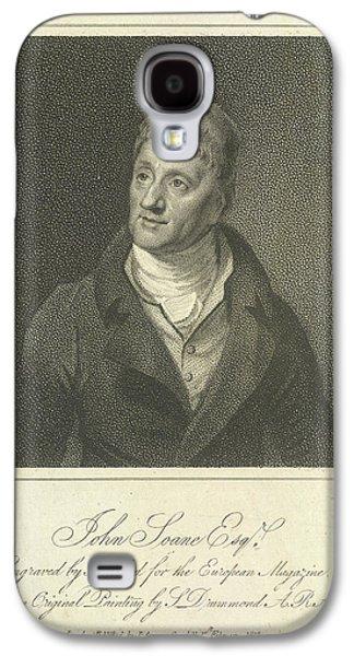 John Soane Galaxy S4 Case by British Library